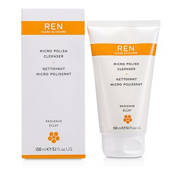 Ren Micro Polish Cleanser (Except Sensitive Skin)  150ml/5.1oz