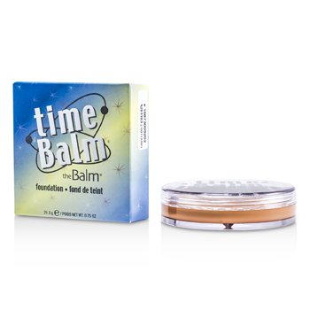 TheBalm TimeBalm Foundation - # Medium/Dark  21.3g/0.75oz