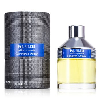 Pal Zileri Cashmere E Ambra Eau De Toilette Spray  100ml/3.4oz