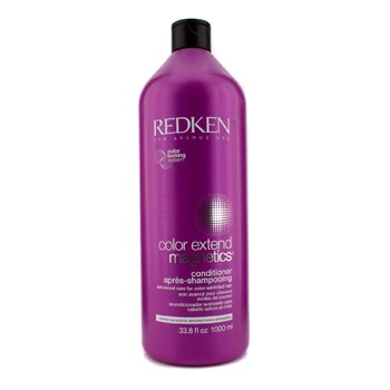Color Extend Magnetics Conditioner (For Color-Addicted Hair)  1000ml/33.8oz