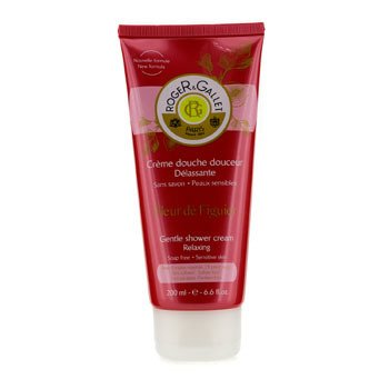 Roger & Gallet Fleur De Figuier Gentle Shower Cream (New Formula)  200ml/6.6oz
