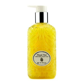 Shaal-Nur Perfumed Liquid Soap  250ml/8.25oz
