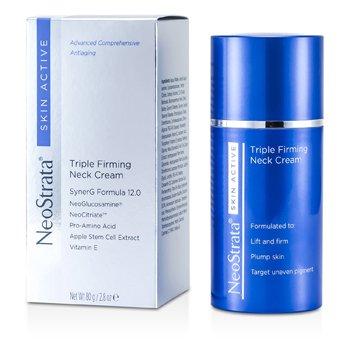 Skin Active Τριπλή Ανορθωτική Κρέμα Λαιμού  80ml/2.8oz