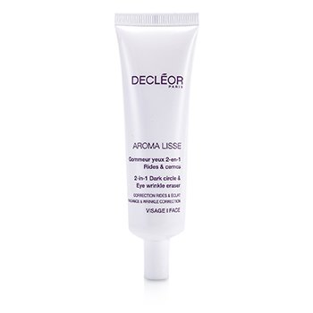 Aroma Lisse 2-in-1 Dark Circle & Eye Wrinkle Eraser (Salon Size)  30ml/1oz