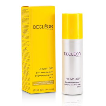 Decleor Aroma Lisse Energising Smoothing Cream SPF 15  50ml/1.7oz