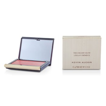 Kevyn Aucoin The Creamy Glow (Rectangular Pack) - # Tresbelle (Deep Peach)  4.5g/0.16oz