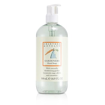 Gardeners Hand Soap  500ml/16.9oz