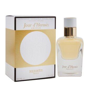 Jour D'Hermes Absolu Eau De Parfum Refillable Spray  30ml/1oz