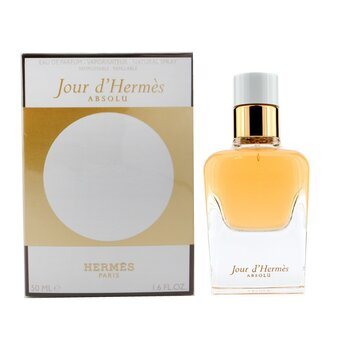 Jour D'Hermes Absolu Eau De Parfum Refillable Spray  50ml/1.6oz