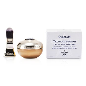 Guerlain Orchidee Imperiale Base en Crema Perfección Iluminante SPF 25 - # 03 Beige Naturel  30ml/1oz