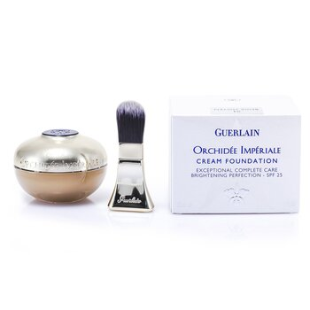 Orchidee Imperiale Cream Foundation Brightening Perfection SPF 25  30ml/1oz