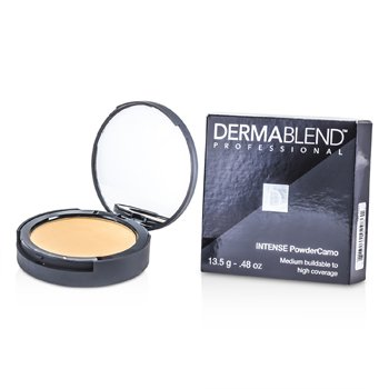 Dermablend Intense Powder Camo Base Compacta (Cobertura Media Edificable a Alta) - # Toast  13.5g/0.48oz