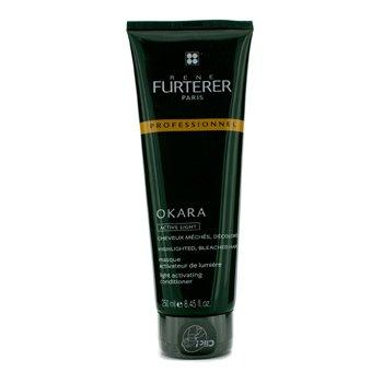 Rene Furterer Okara Light Activating Conditioner - For Highlighted, Bleached Hair (Salon Product)  250ml/8.45oz