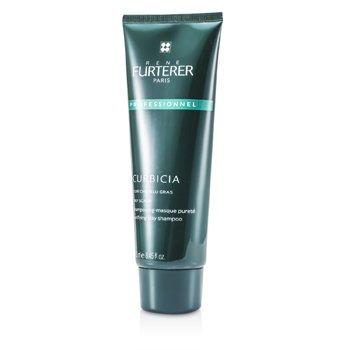 Curbicia Purifying Clay Shampoo - For Oily Scalp (Salon Product)  250ml/8.45oz