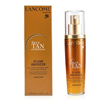 Flash Bronzer Self-Tanning Face Gel 50ml/1.69oz