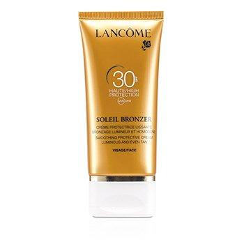 Soleil Bronzer Smoothing Protective Cream SPF31 – קרם הגנה ברונזר מחליק  50ml/1.69oz