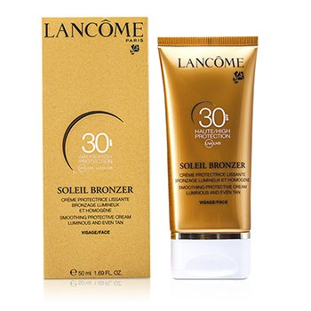 Soleil Bronzer Smoothing Protective Cream SPF30  50ml/1.69oz