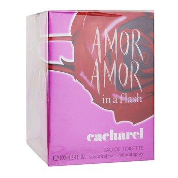Amor Amor In a Flash Eau De Toilette Spray  100ml/3.4oz
