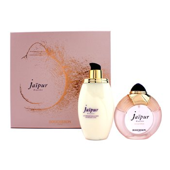 Boucheron Jaipur Bracelet Coffret: Eau De Parfum Spary 100ml/3.3oz + Body Lotion 200ml/6.7oz  2pcs