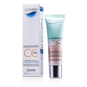 Aquasource CC Gel - # Medium Skin  30ml/1.01oz