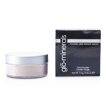 GloMinerals Loose Matte Finishing Powder - Translucent  7.4g/0.26oz