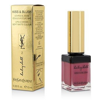 Yves Saint Laurent Baby Doll Kiss & Blush - # 02 Rose Frivole  10ml/0.33oz
