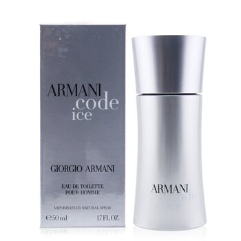 Armani Code Ice Eau De Toilette Spray  50ml/1.7oz