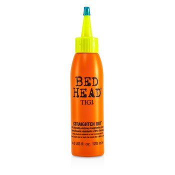 Tigi Creme Bed Head Straighten Out 98% Humidity-Defying Straightening  120ml/4oz