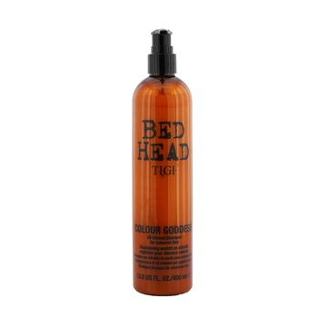 Bed Head Colour Goddess Oil Infused Shampoo (For Coloured Hair)  400ml/13.5oz