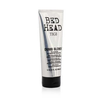 Bed Head Dumb Blonde Reconstructor (For Chemically Treated Hair)  200ml/6.76oz