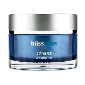Bliss Active 99.0 Anti-Aging Series Restorative Night Cream  50ml/1.7oz