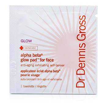 Alpha Beta Glow Pad for Face  20 Towelettes
