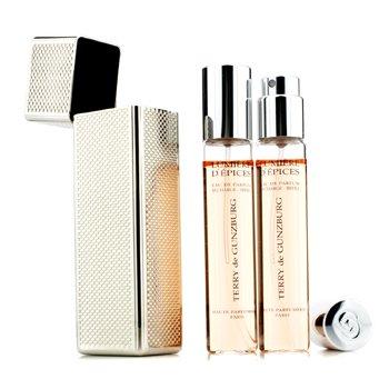 Lumiere D'epices Eau De Parfum Purse Spray  2x8.5ml/0.28oz