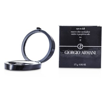 Giorgio Armani Eyes to Kill Sombra de Ojos Individual - # 12 Ice  1.75g/0.061oz