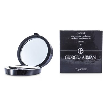 Giorgio Armani Eyes to Kill Solo Eyeshadow - # 13 Kimono  1.75g/0.061oz