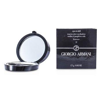 Giorgio Armani Eyes to Kill Sombra de Ojos Individual - # 13 Kimono  1.75g/0.061oz