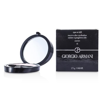 Giorgio Armani Eyes to Kill Sombra de Ojos Individual - # 14 Aurore  1.75g/0.061oz