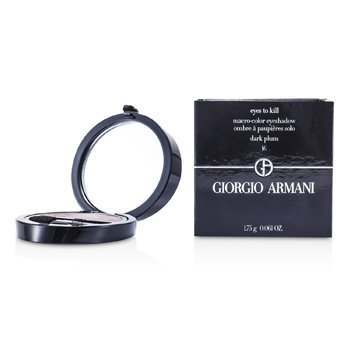 Giorgio Armani Eyes to Kill Sombra de Ojos Individual - # 16 Dark Plum  1.75g/0.061oz