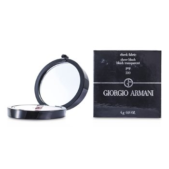 Giorgio Armani Cheek Fabric Rubor Puro - # 500 Pop  4g/0.14oz
