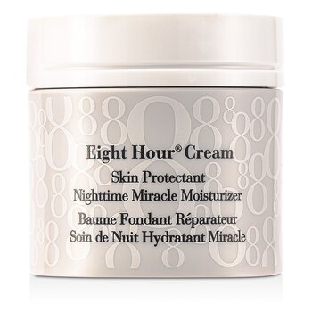 Eight Hour Cream Skin Protectant Nighttime Miracle Moisturizer 50ml/1.7oz