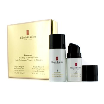 Ceramide Boosting 5-Minute Facial  2pcs