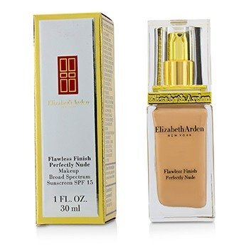 Elizabeth Arden รองพื้น Flawless Finish Perfectly Nude SPF 15 - # 03 Vanilla Shell  30ml/1oz