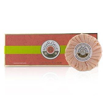 Fleur De Figuier Perfumed Soap Coffret  3x100g/3.5oz