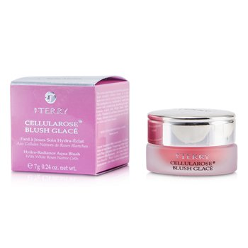 By Terry Cellularose Blush Glace Hydra Radiance Rubor Aqua - # 1 Rose Melba  7g/0.24oz