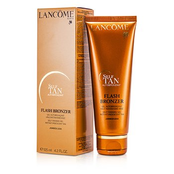 Lancome Flash Bronzer Gel Auto Bronceador (Piernas)  125ml/4.2oz