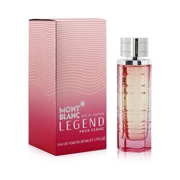 Legend Pour Femme Eau De Toilette Spray (Special Edition)  50ml/1.7oz
