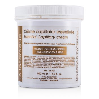 ג'י.אפ. לאזרטי Essential Capillary Cream מוצר סלון שיער  500ml/16.9oz