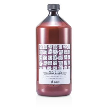 Natural Tech Replumping Conditioner (For All Hair Types)  1000ml/33.8oz
