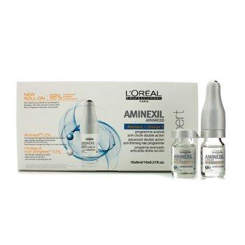 L'Oreal Professionnel Expert Serie - Aminexil Advanced Anti-Thinning Hair Programme  10x6ml/0.21oz