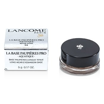 Lancome La Base Paupieres Pro Long Wear Eyeshadow Base - # 04 Beige Dore  5g/0.17oz